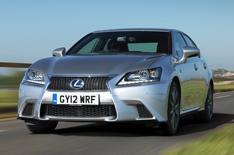 2012 Lexus GS450h F Sport review