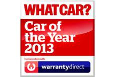 Warranty Direct backs What Car? Awards