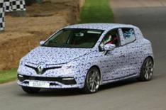 New Renault Clio remains upmarket