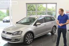 What Car? readers assess VW Golf Estate