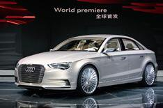 Audi A3 saloon to appear in the summer