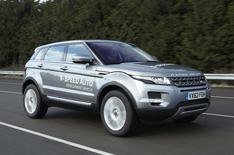 Land Rover reveals nine-speed auto