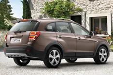 2013 Chevrolet Captiva revealed