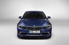 BMW Alpina B3 Biturbo announced