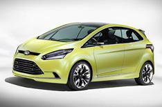 New Ford Focus? Ford Iosis Max revealed