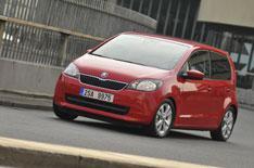 2012 Skoda Citigo Green tec review