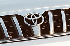 Toyota takes top spot from GM