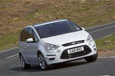 New Ford S-Max for Europe only