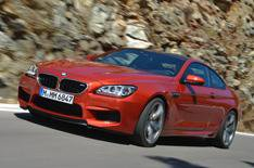 2012 BMW M6 Coupe review