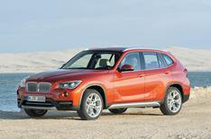 2012 BMW X1 review