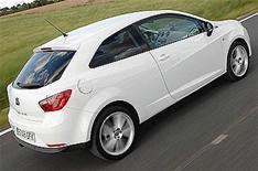 Seat's Ibiza SportCoupe from 8595