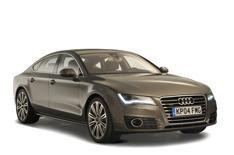 New Audi A7 Sportback revealed