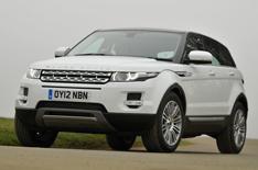 Nossos carros: Range Rover Evoque adeus