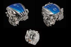 Mazda reveals extra-green Sky engines