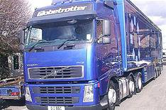 Hauliers begin fuel protest