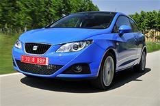 First drive: Seat Ibiza SportCoupe