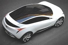 Mazda shows CX-5 concept car