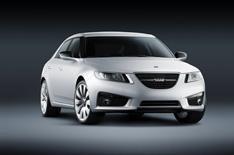 Saab 9-5: more details