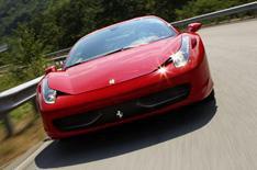Ferrari 458 Italia: full gallery