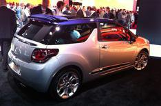 New Citroen DS3 Cabrio revealed