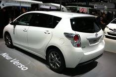 2013 Toyota Verso MPV revealed
