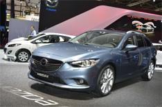 2013 Mazda 6 Estate unveiled