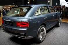 Bentley SUV decision due soon