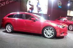 New 2013 Mazda 6 prices revealed