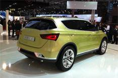 Suzuki reveals S-Cross concept car