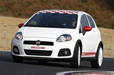 Dedicated dealers for Fiat Abarth