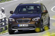 BMW reveals X1
