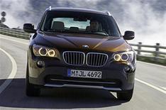 BMW X1: driven