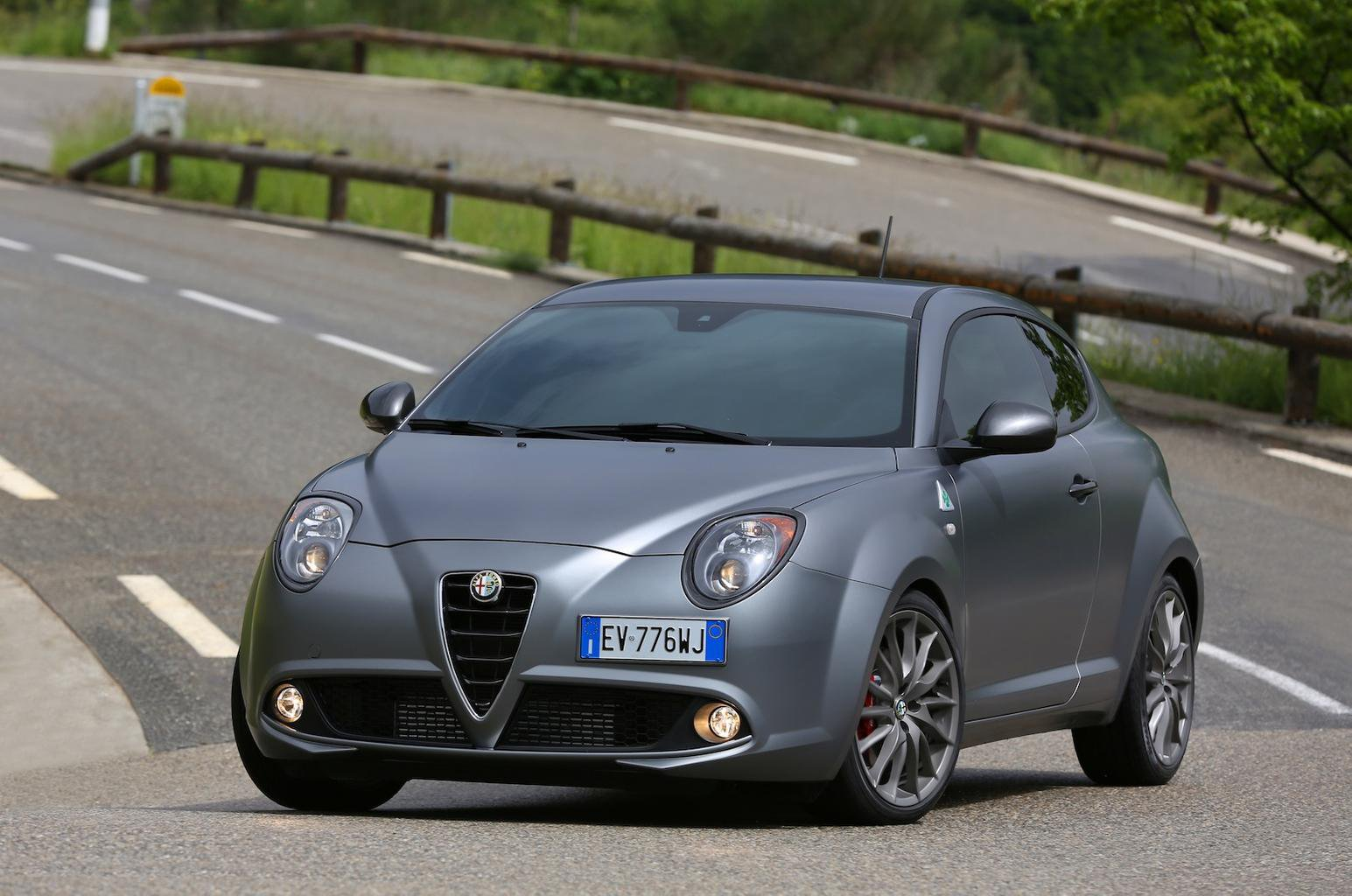 Alfa Romeo Mito >> 2014 Alfa Romeo Mito Quadrifoglio Verde Review What Car