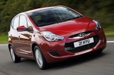 Hyundai reveals prices for ix20