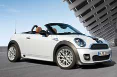 Mini Roadster prices revealed