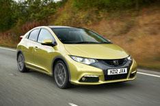 New 2012 Honda Civic 1.8 review