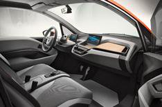 BMW i3 Coupe previews production car