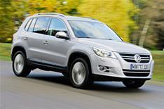 VW to expand Tiguan range