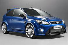 Ford Focus RS hits 300bhp