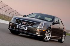 Cadillac's right-hand-drive flagship