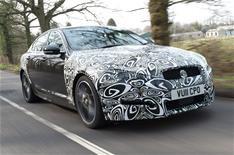 Jaguar XF 2.2 diesel driven