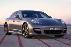 New, most powerful Porsche Panamera