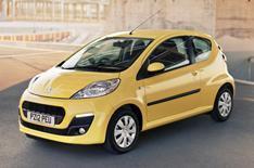 2012 Peugeot 107 Review