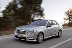 Mercedes E-Class hybrid launched
