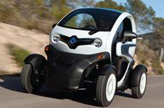 2012 Renault Twizy review