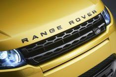 Faster Range Rovers on the way
