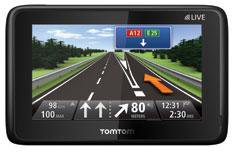 New top-of-the-range TomTom Go Live 1000