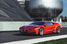 Stunning BMW M1 Concept revealed