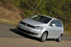VW Golf Plus: first drive