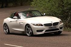 No diesel for current BMW Z4